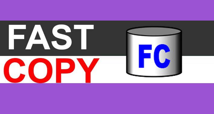 افزایش سرعت کپی فایلها با FastCopy