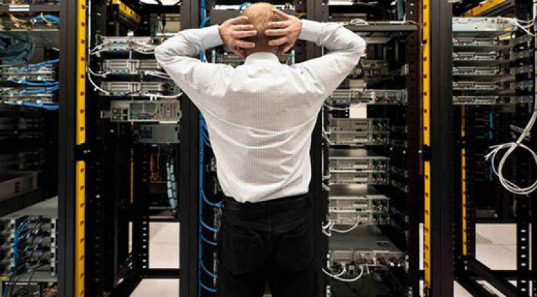 ریکاوری اطلاعات هارد سرور